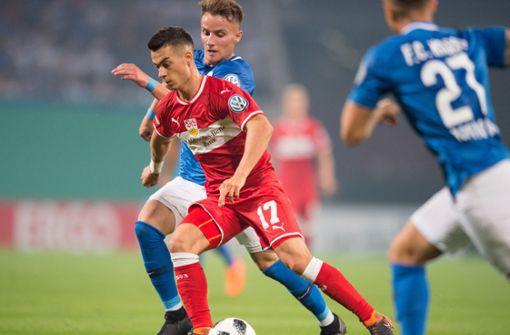 Erik Thommy verlängert seinen Vertrag