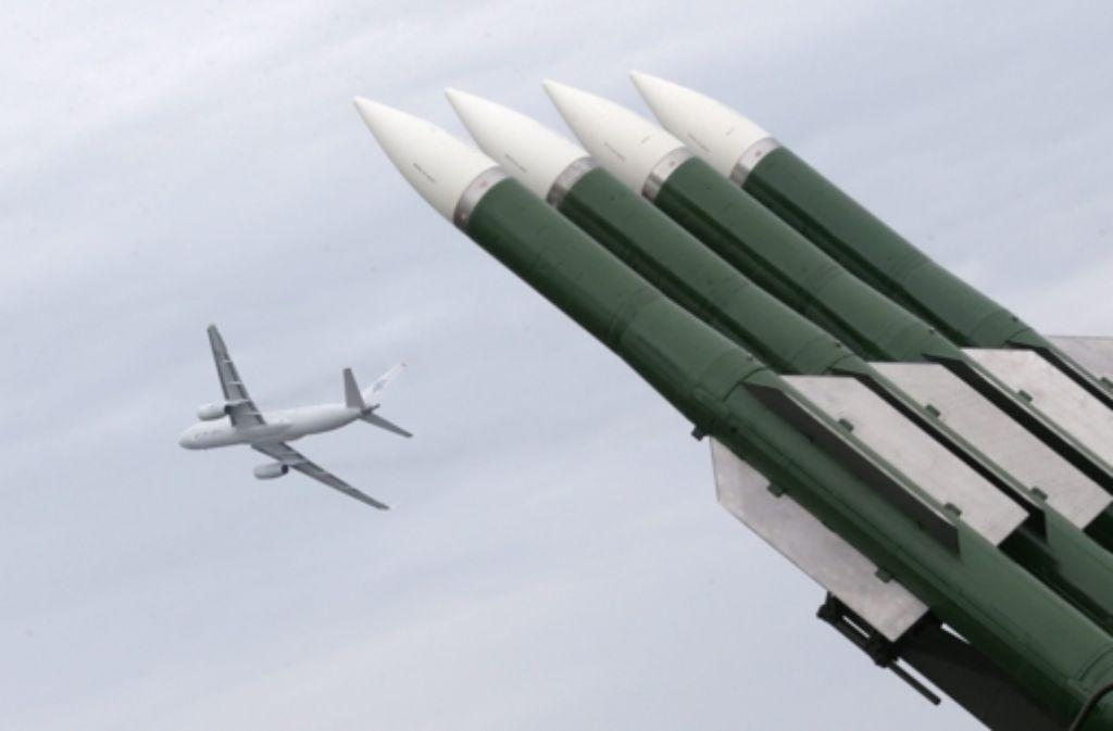 Beim Abschuss der Maschine MH17 durch ein Buk-Raketensystem waren alle 298 Menschen an Bord getötet worden. Foto: dpa