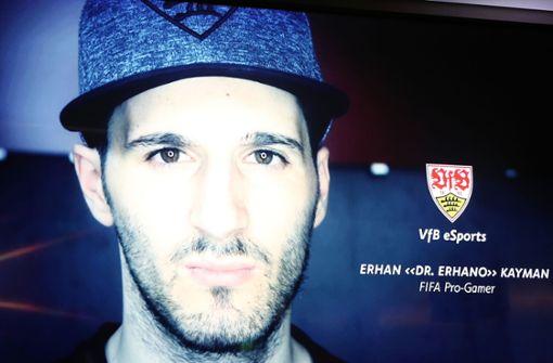 Dr. Erhano verlässt VfB-E-Sport