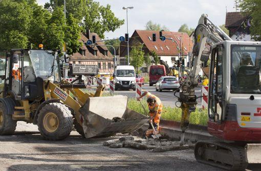 Stau-Stadt Nürtingen