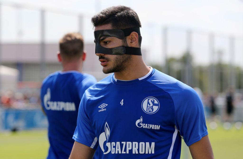Ex-VfB-Spieler Ozan Kabak wird dem FC Schalke 04 länger fehlen. Foto: Bongarts/Getty Images