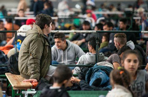 280.000 Asylsuchende im vergangenen Jahr