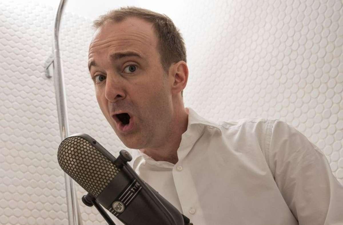Seine Mitsing-Konzerte kann er derzeit nur digital veranstalten: Patrick Bopp Foto: patrickbopp.de/patrickbopp.de