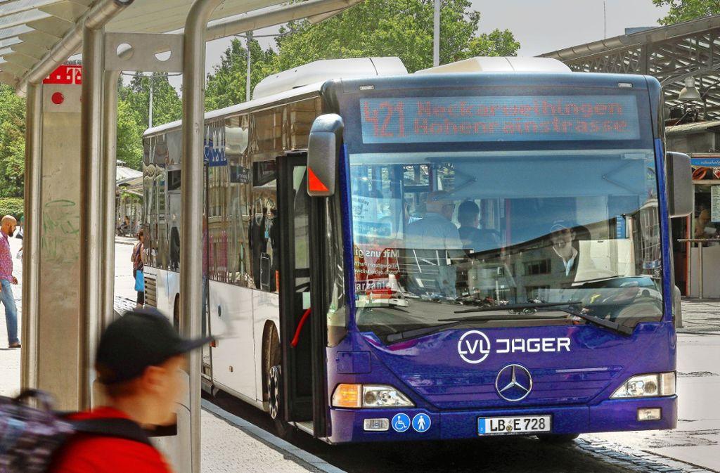 Von Januar an werden mehr Busse im Landkreis unterwegs sein. Foto: factum//Simon Granville
