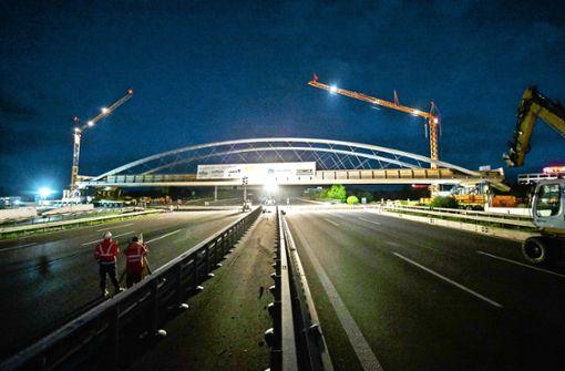 Millimeterarbeit für neue Stadtbahnstrecke