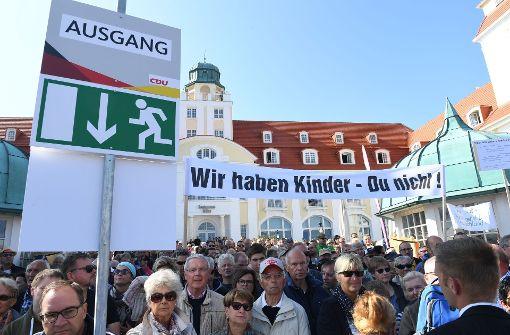 Jeder Zweite in Deutschland wünscht sich neuen Kanzler