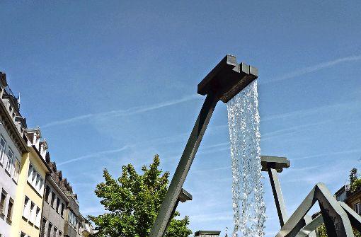 Brunnen darf weiter sprudeln