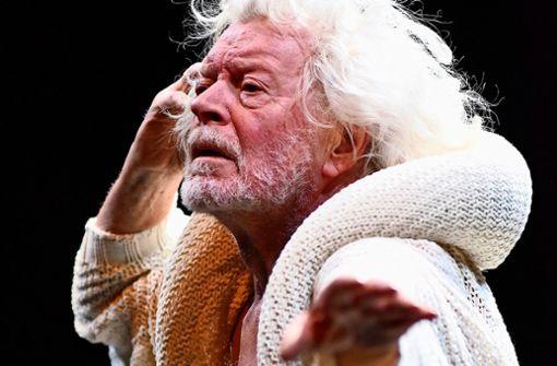 """Egon Madsen tritt im September mit seinem Tanztheater """"Egon King Madsen Lear"""" im Theaterhaus Stuttgart auf."""