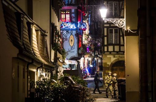 Fahrt zum Straßburger Weihnachtsmarkt abgesagt