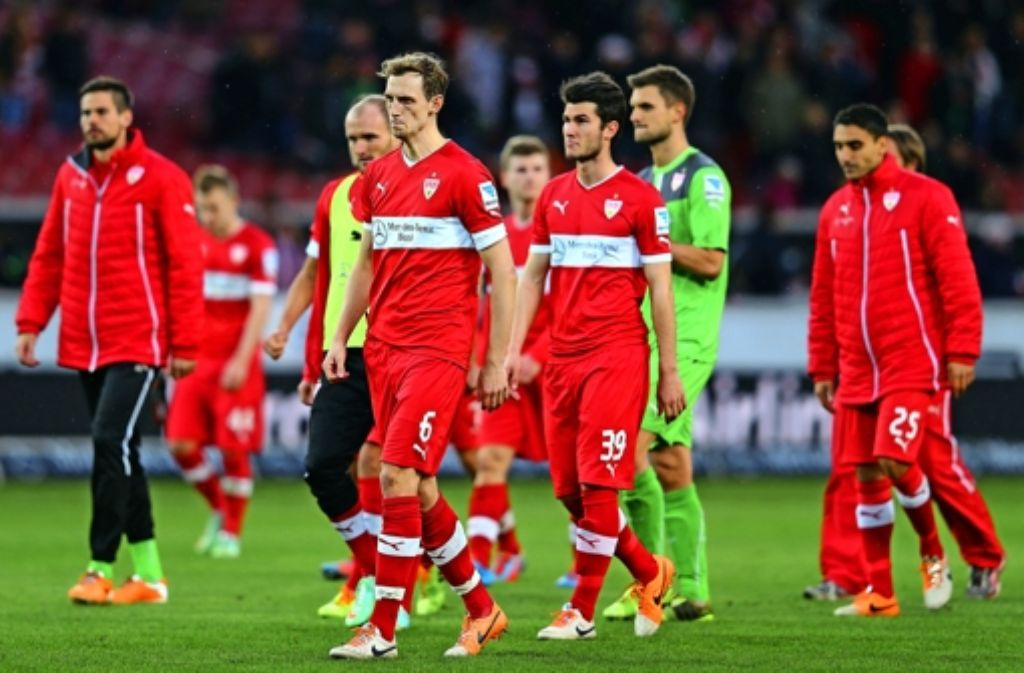 Der VfB marschiert derzeit mit großen Schritten Richtung zweite Liga. Wie die Saison 2013/2014 bisher lief zeigen wir in unserer Bildergalerie. Foto: Getty