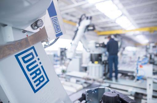 Maschinen- und Anlagenbauer schraubt Ziele nach oben