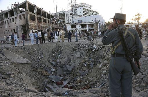 Sicheres Herkunftsland: De Maizière will trotz Anschlag nach Afghanistan abschieben