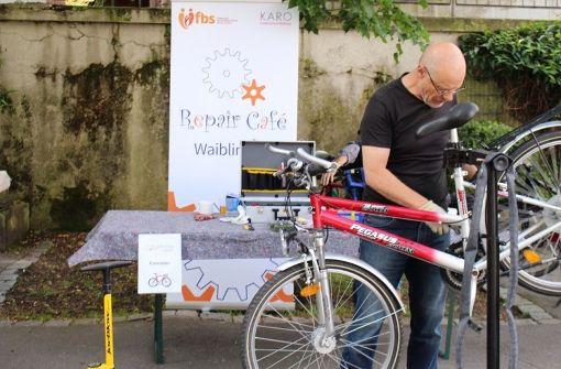 Folkrock und erste Hilfe fürs Fahrrad