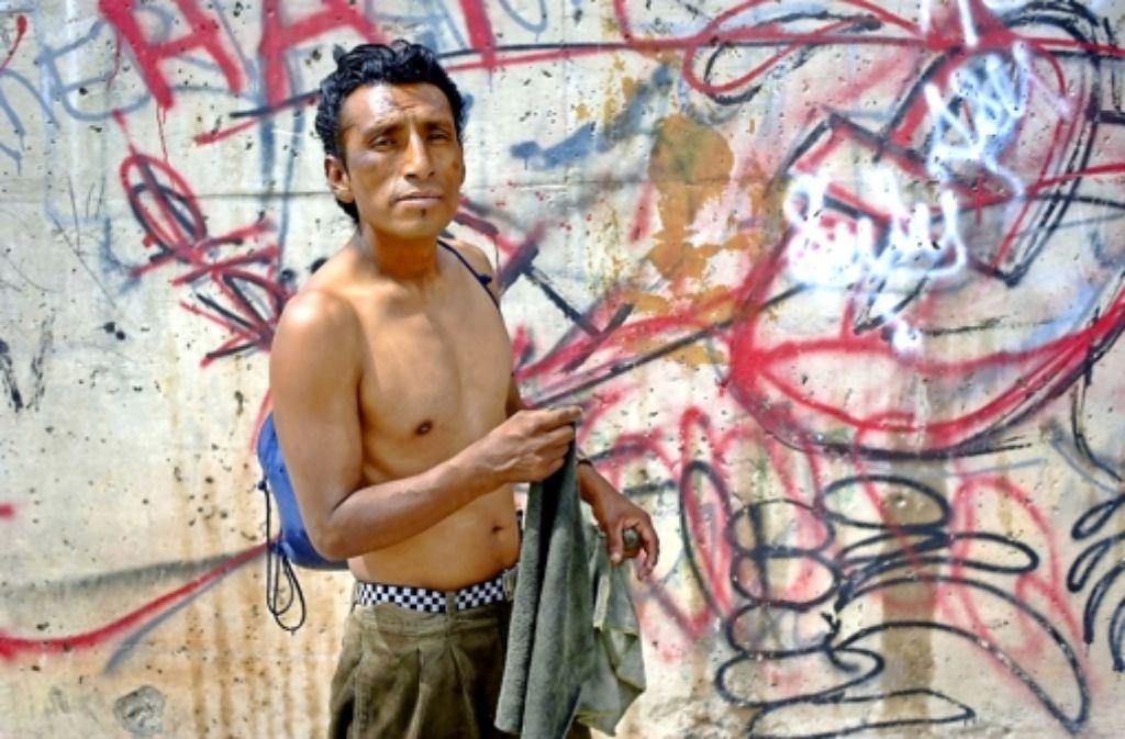 Die geplante Reform des US-Einwanderungsgesetzes lässt Abgeschobene, wie diesen 30-jährigen Mexikaner, hoffen. Foto: dpa