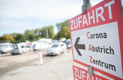 Zweites Corona-Testzentrum wird errichtet