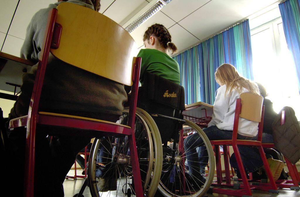 Inklusion in allen Lebensbereichen ist das Ziel des Göppinger Projekts. Foto: red
