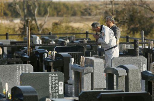 Japan gedenkt der Tsunami-Opfern