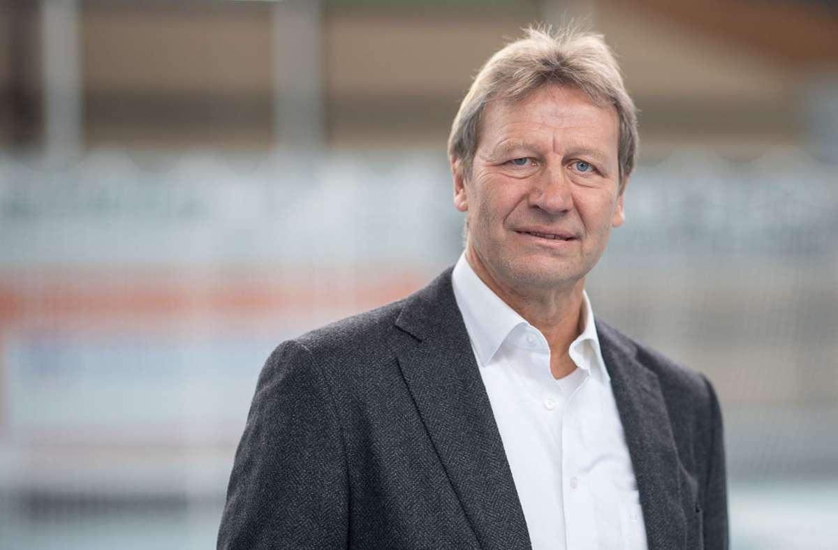 Guido Buchwald hat 11 Jahre für den VfB Stuttgart gespielt. Foto: dpa/Sebastian Gollnow