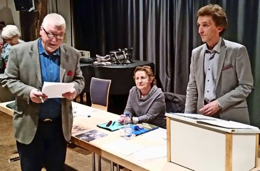 Wolfgang Meinhardt verlässt den Heimatring