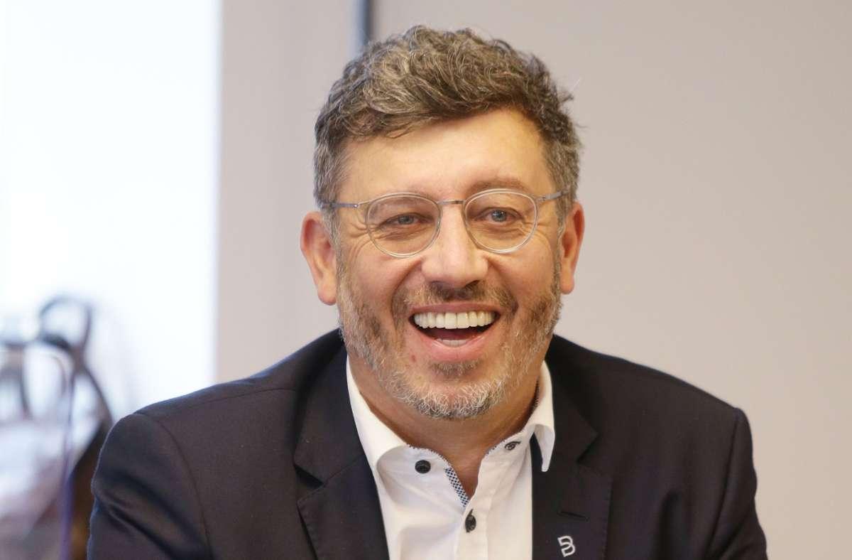 Der Wiederwahl des Präsidenten Claus Vogt steht beim VfB Stuttgart nichts mehr im Wege. Foto: Baumann