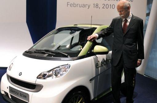 Bosch baut mit Daimler Elektromotoren