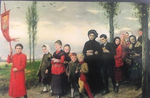 Polizei sucht nach teurem Gemälde