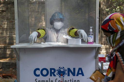 Gesundheitsamt warnt vor indischer Coronavariante