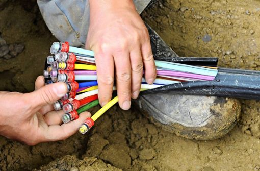 Die Suche nach sicheren Verbindungen im Sandland