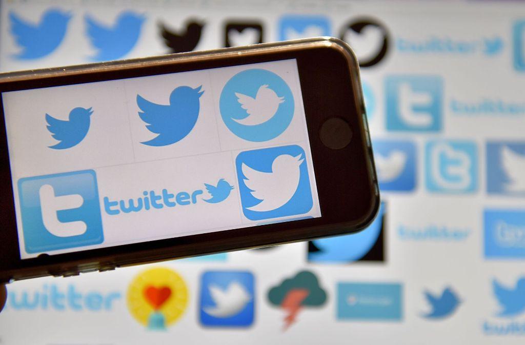 Twitter denkt über ein Abo-Modell nach. Foto: AFP