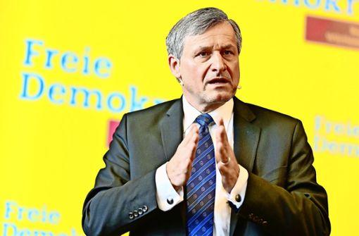 FDP-Fraktionschef Rülke: Kemmerich wollte nicht gewählt werden