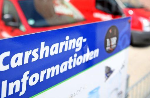 Carsharing-Betriebe im Südwesten erhalten Corona-Rettungsschirm