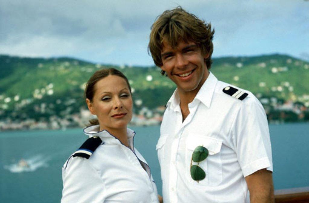 Was für eine Karriere: Chefstewart und Frauenschwarm Victor Burger alias Sascha Hehn übernimmt nach 30 Jahren das Traumschiff-Steuer. Foto: ZDF/Unfried