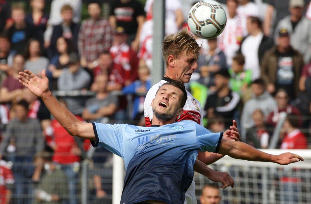 Stuttgarter Kickers Live