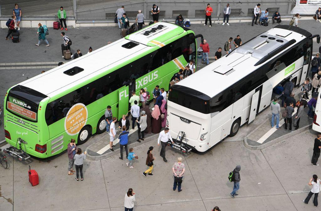 Das Reisen mit Fernbussen ist beliebt. In Vaihingen hält künftig eine zweite Linie des Anbieters Flixbus. Foto: dpa