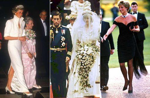 Die Kleider, die Modehistorie schrieben