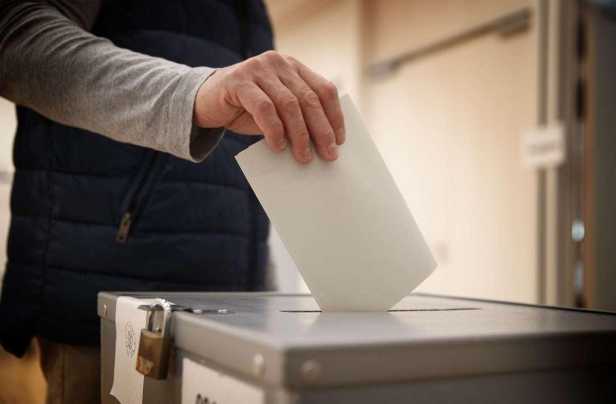 Drei Abgeordnete im Rems-Murr-Kreis sind indirekt gewählt worden. Foto: Gottfried Stoppel/Gottfried Stoppel
