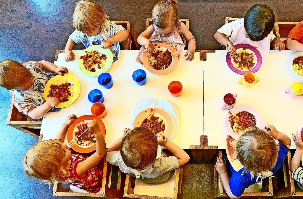 Das Essen für das Kinderhaus Warmbronn ist für die nächsten zwei Jahre gesichert. Foto: dpa
