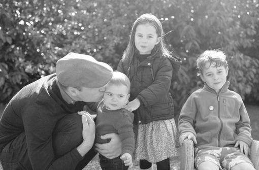 Kate zeigt entzückendes Foto ihrer Familie