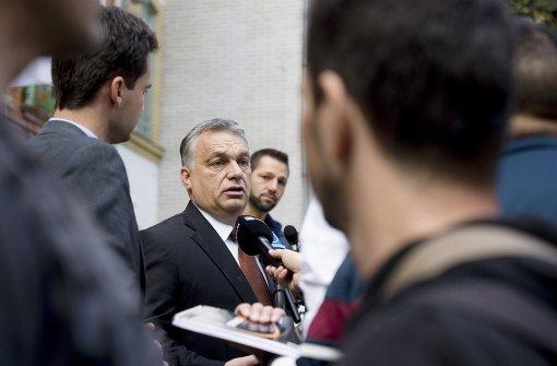 Orban sieht sich trotzdem als Sieger