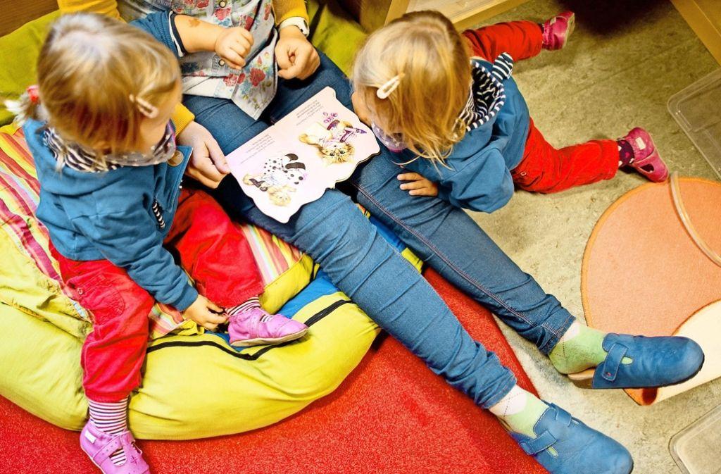 Die Stadt hat weiterhin große Probleme damit, Fachkräfte für die Kindertagesstätten zu finden. Foto: dpa