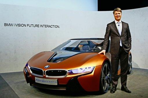 BMW versucht sich im Spagat