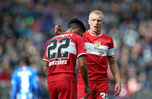 Hannover und Nürnberg dank VfB-Niederlage noch nicht abgestiegen