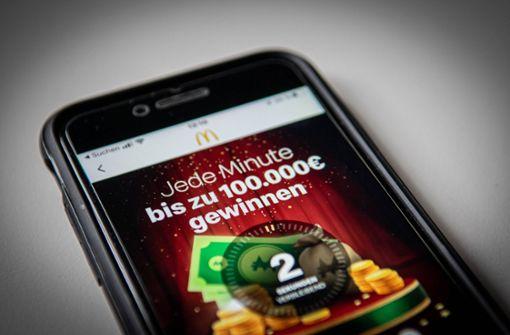 Fastfood-Kette  verlost versehentlich 400.000 Euro zu viel