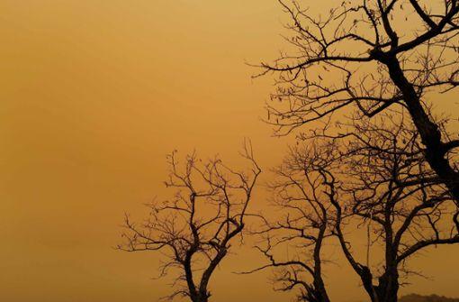 Saharastaub sorgt auch in Spanien und Frankreich für Schlagzeilen