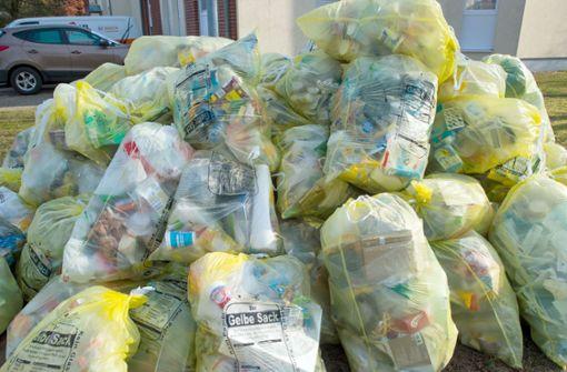 Deutsche produzieren 38 Kilogramm Plastikmüll pro Kopf