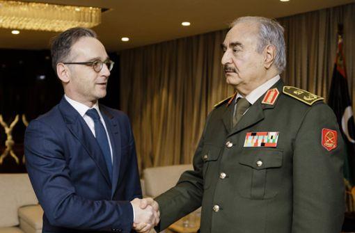 EU erwägt Militäreinsatz in Libyen
