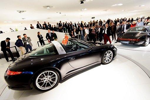 Der Porsche mit Henkel ist zurück