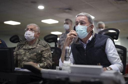 Türkei geht mit Luftangriffen gegen PKK vor