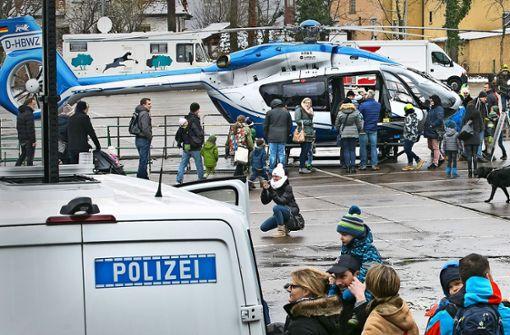 Tag der Polizei in Göppingen