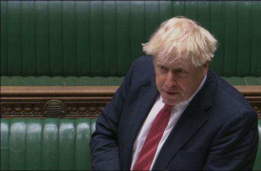 Britischer Premier droht mit hartem Bruch nach Brexit-Übergangsphase